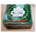 Large Maple Tea Tin - 48 Teabags